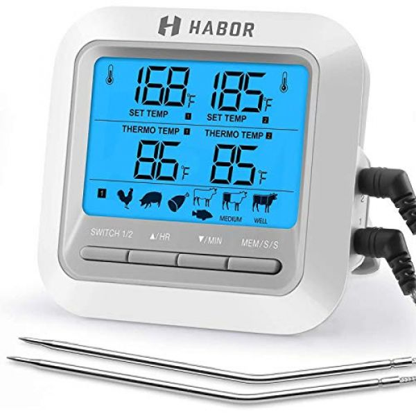 Habor digitales Thermometer